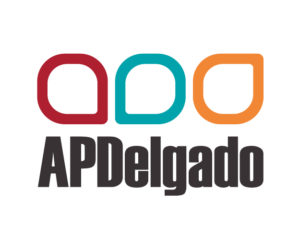 Logo APDelgado (rodapé)